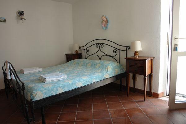 Camera da letto a ponza